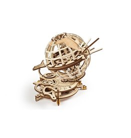 UGears Globe Wood Model
