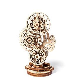UGears Steampunk Clock Wood Model