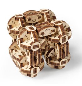 UGears Flexi-Cubus Wood Model