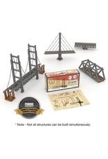 UnitBricks Mini Unit Beams: Bridge Builder