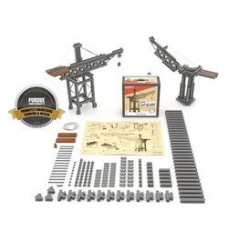UnitBricks Mini Unit Beams: Crane Builder