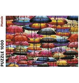 "Piatnik ""Colorful Umbrellas"" 1000 Piece Puzzle"