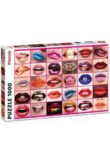 "Piatnik ""Beauty Lips"" 1000 Piece Puzzle"