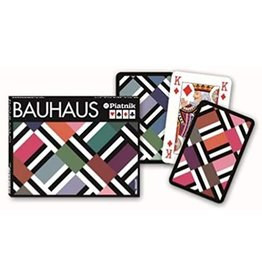 Piatnik Bauhaus Playing Cards - Double Deck