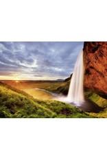 "Heye ""Seljalands Waterfall"" 1000 Piece Puzzle"