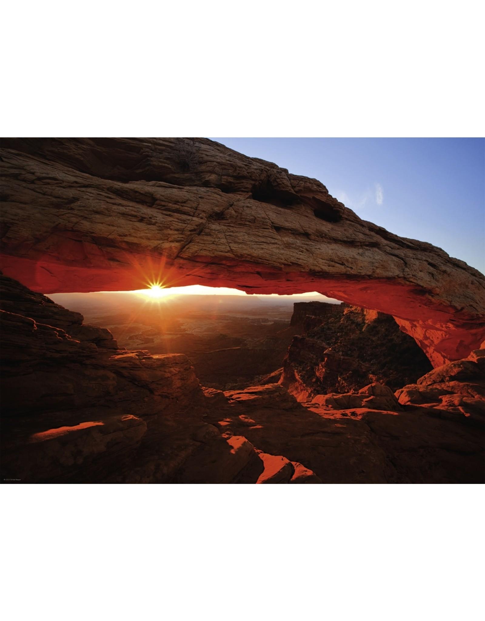 "Heye ""Mesa Arch"" 1000 Piece Puzzle"