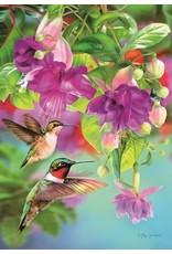 """Piatnik """"Hummingbirds"""" 1000 Piece Puzzle"""