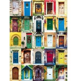 "Piatnik ""Doors"" 1000 Piece Puzzle"