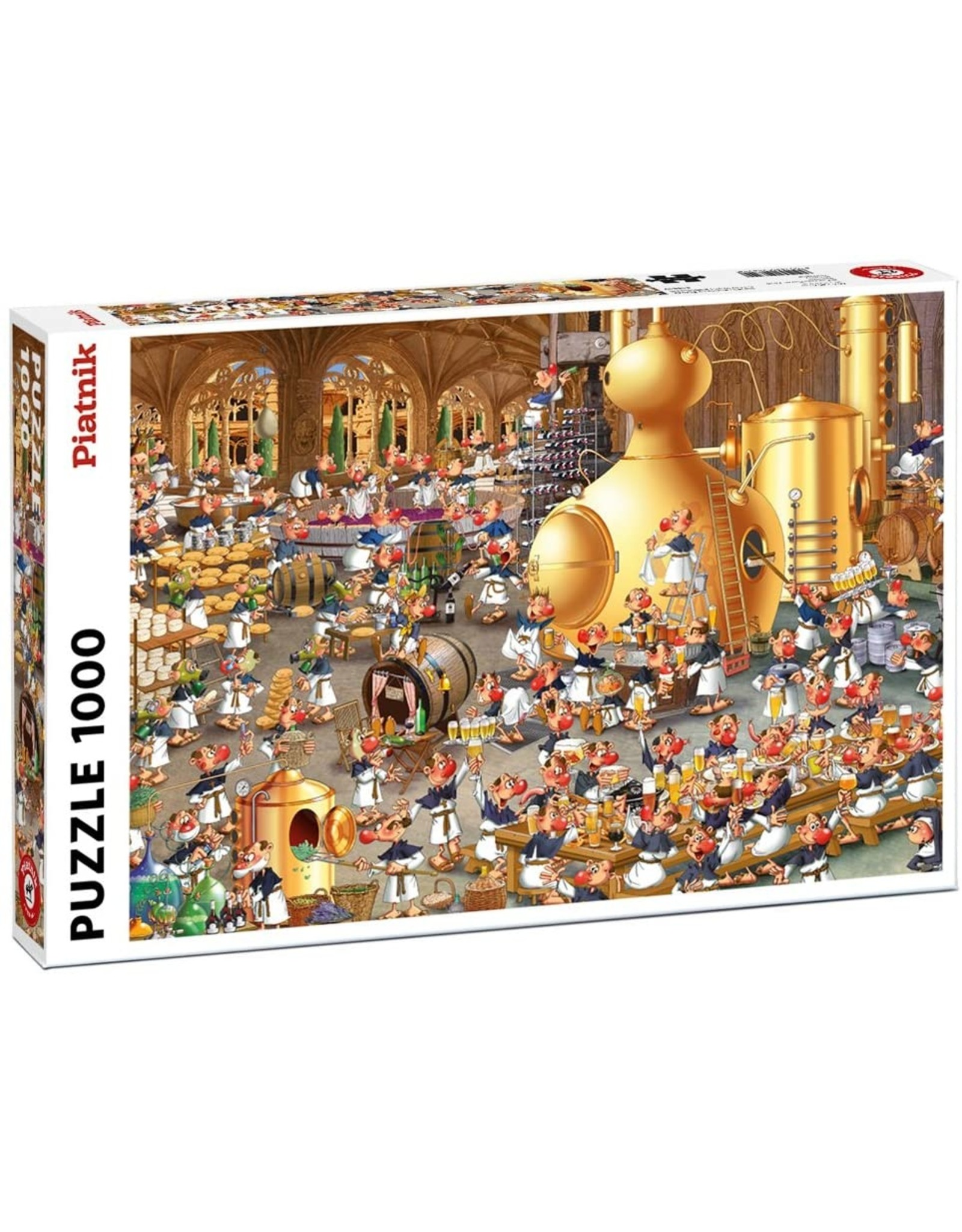 "Piatnik ""Brewery"" 1000 Piece Puzzle"