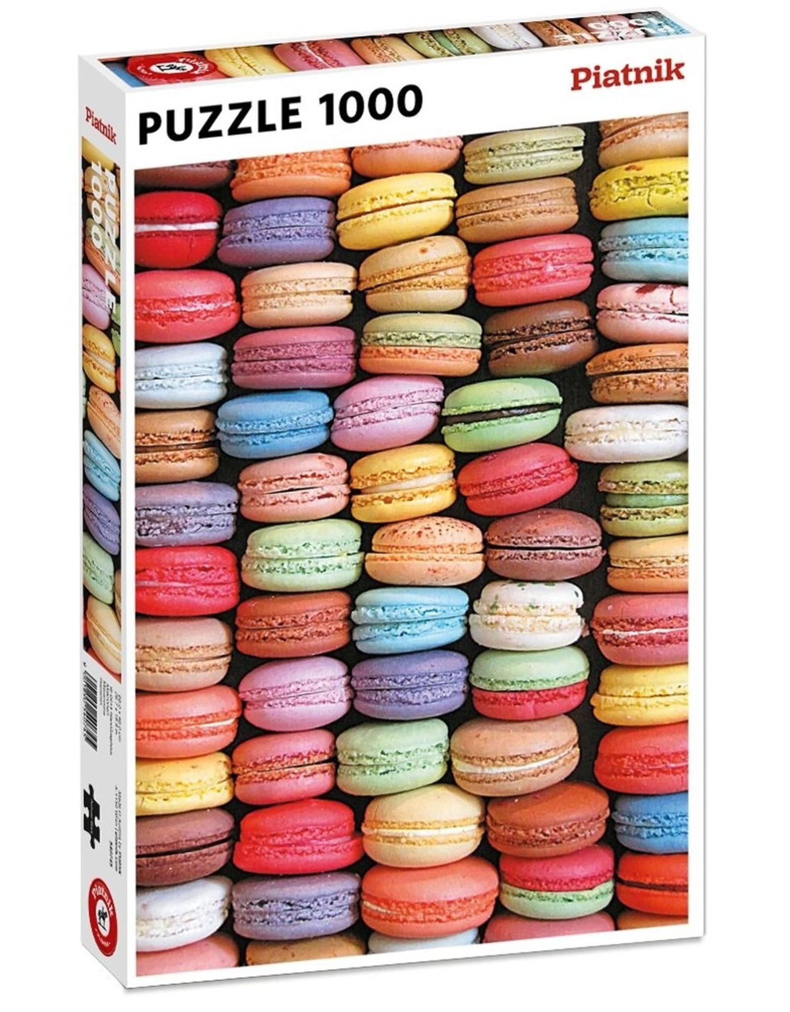 "Piatnik ""Macaroons"" 1000 Piece Puzzle"