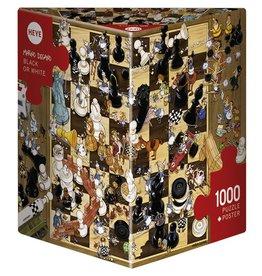 "Heye ""Black or White"" 1000 Piece Puzzle"