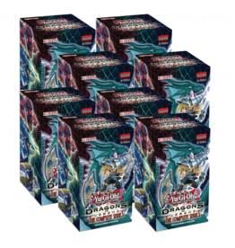 Konami Yu-Gi-Oh: Dragons of Legends - Complete Series Display Box