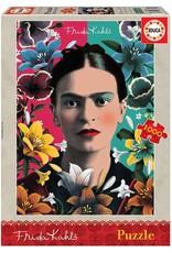 "Educa ""Frida Kahlo"" 1000 Piece Puzzle"