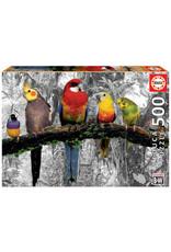 """Educa """"Birds on the Jungle"""" 500 Piece Puzzle"""