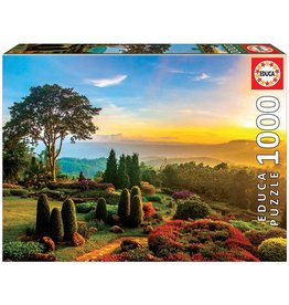 "Educa ""Beautiful Garden"" 1000 Piece Puzzle"
