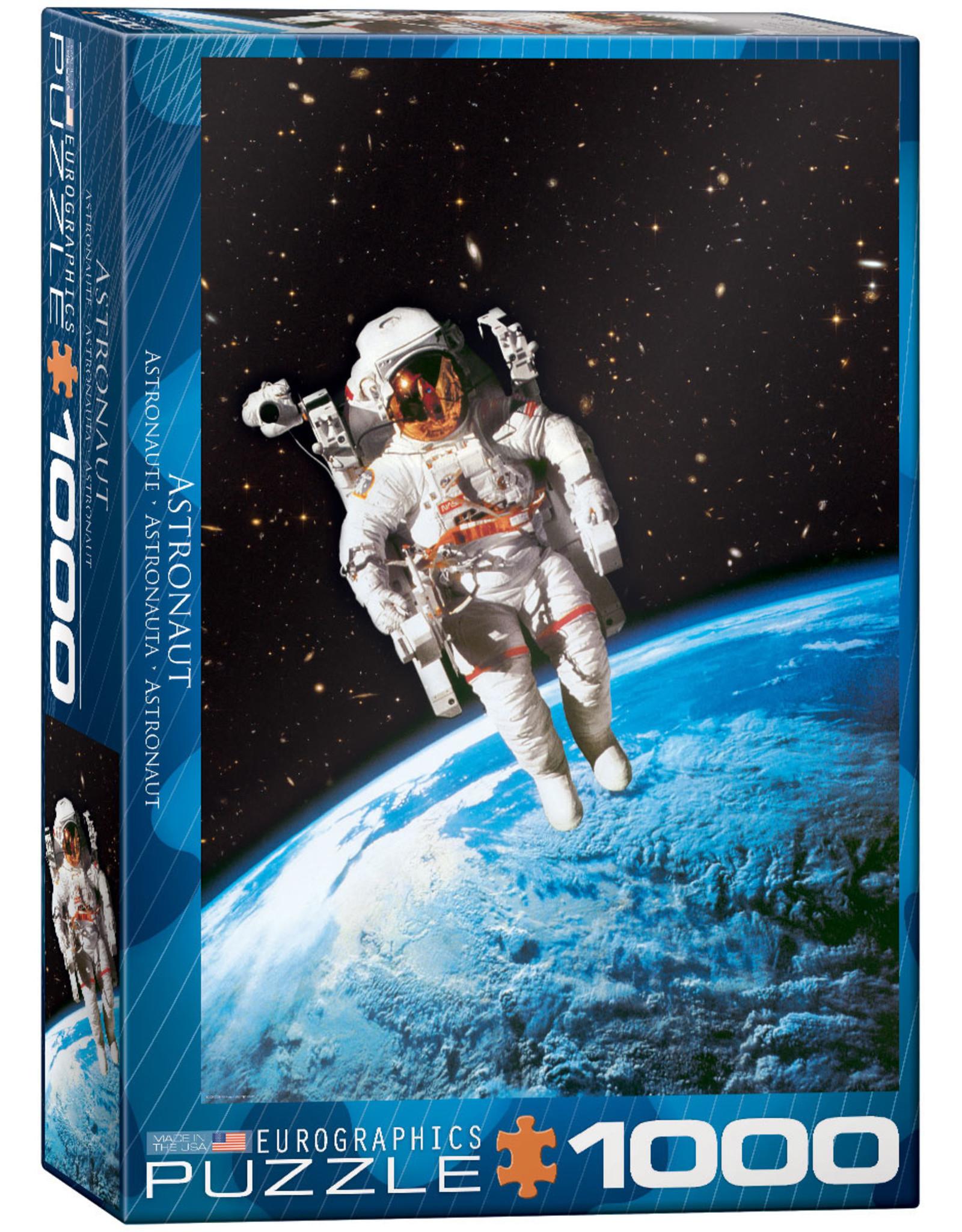 "Eurographics ""Astronaut"" 1000 Piece Puzzle"