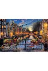"Educa ""Amsterdam with Love"" 2000 Piece Puzzle"