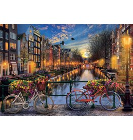 "Educa ""Amsterdam with Love"" 2000 Piece Puzzle"
