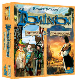 Rio Grande Games Dominion 2nd Ed Guilds/Cornicopia