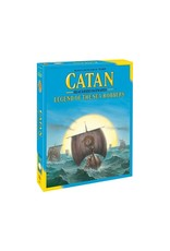 Catan Studios Catan: Legend of the Sea Robbers - Seafarers Scenario