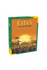 Catan Studios Catan: Legend of the Conquerers - Cities & Knights Scenario