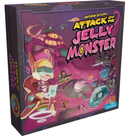 Libellud Attack of the Jelly Monster