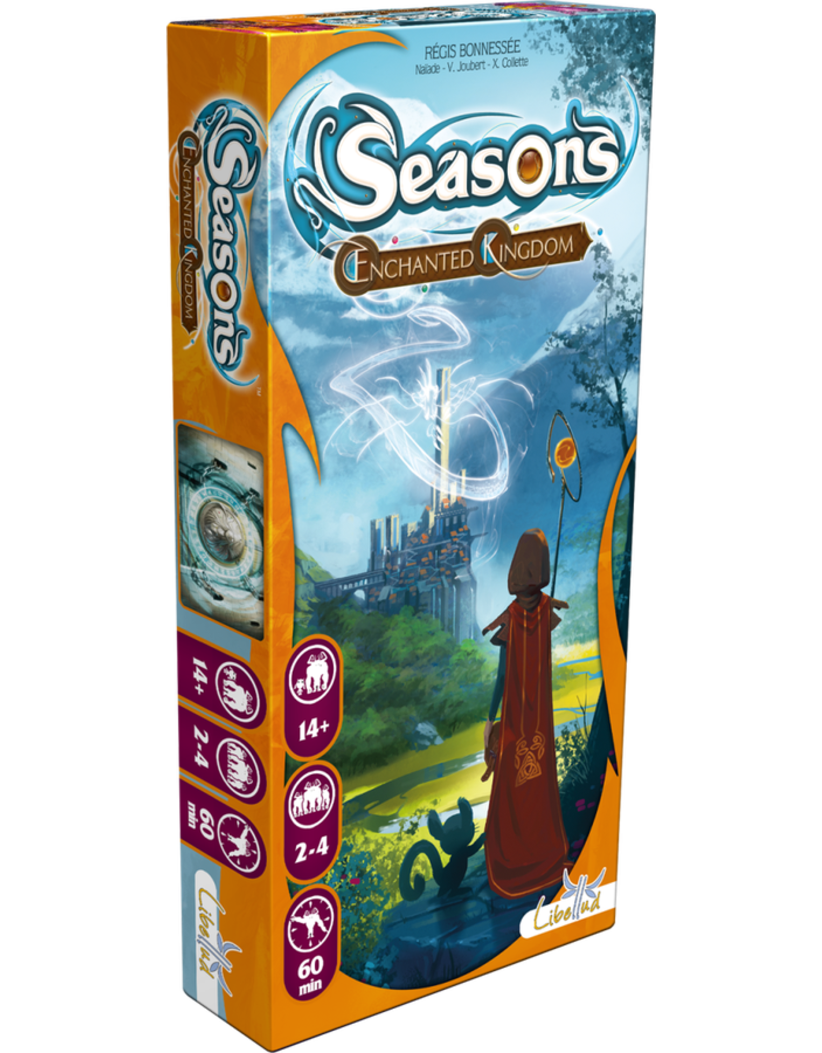 Libellud Seasons: Enchanted Kingdom Expansion