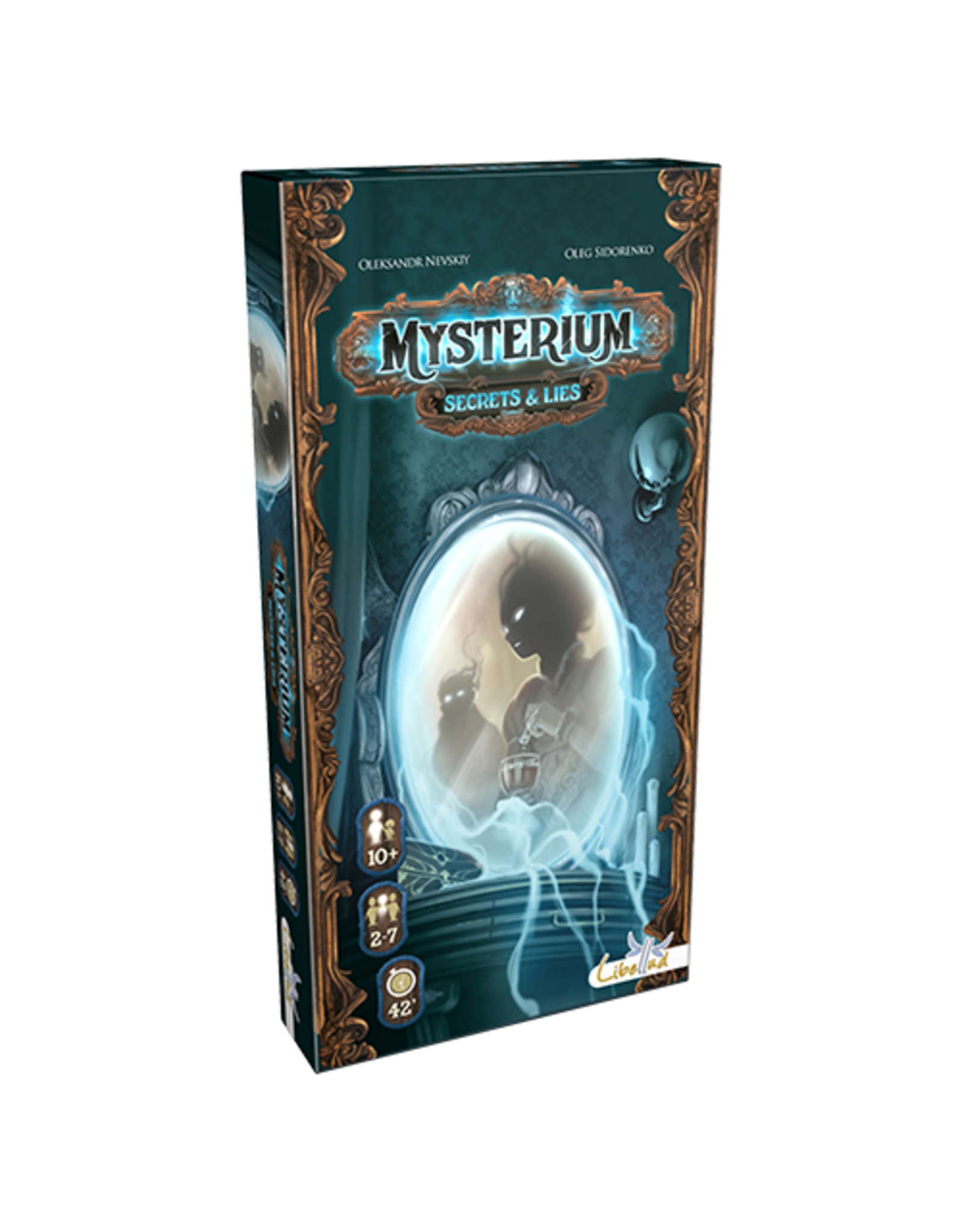 Libellud Mysterium: Secrets & Lies Expansion