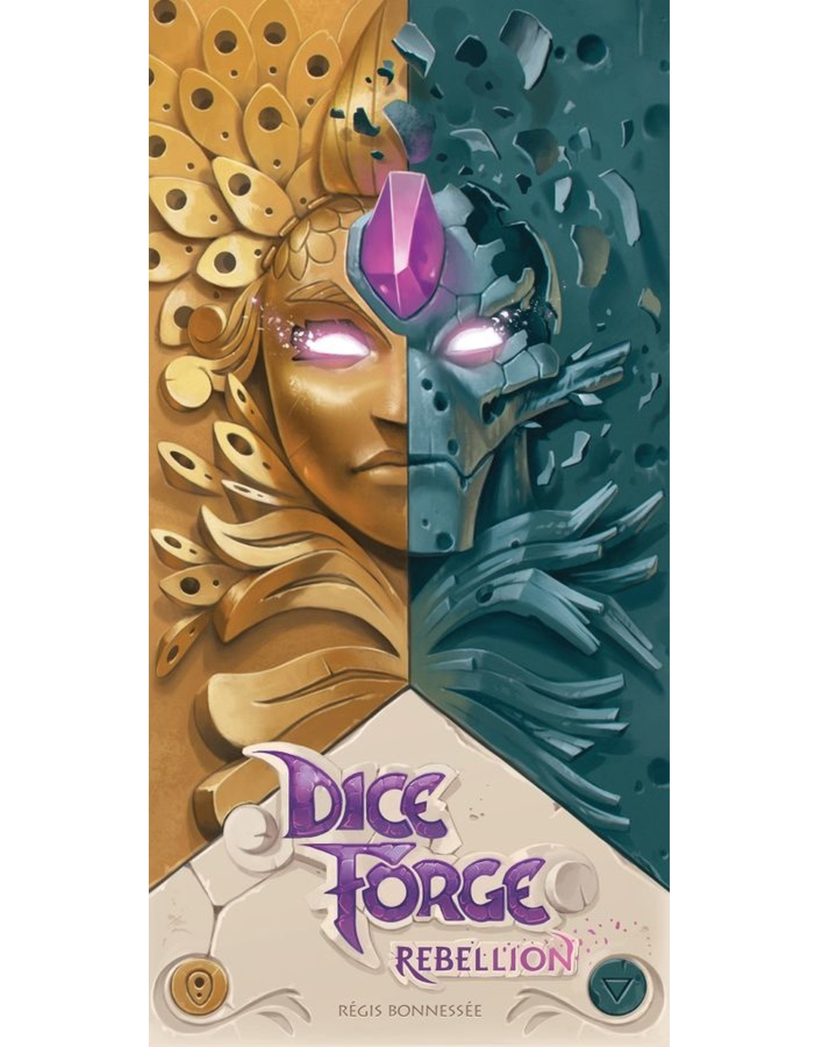 Libellud Dice Forge: Rebellion Expansion