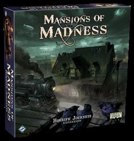 Fantasy Flight Games Mansions of Madness: Horrific Journeys