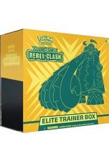 The Pokemon Company Pokemon: Sword & Shield - Rebel Clash Elite Trainer Box