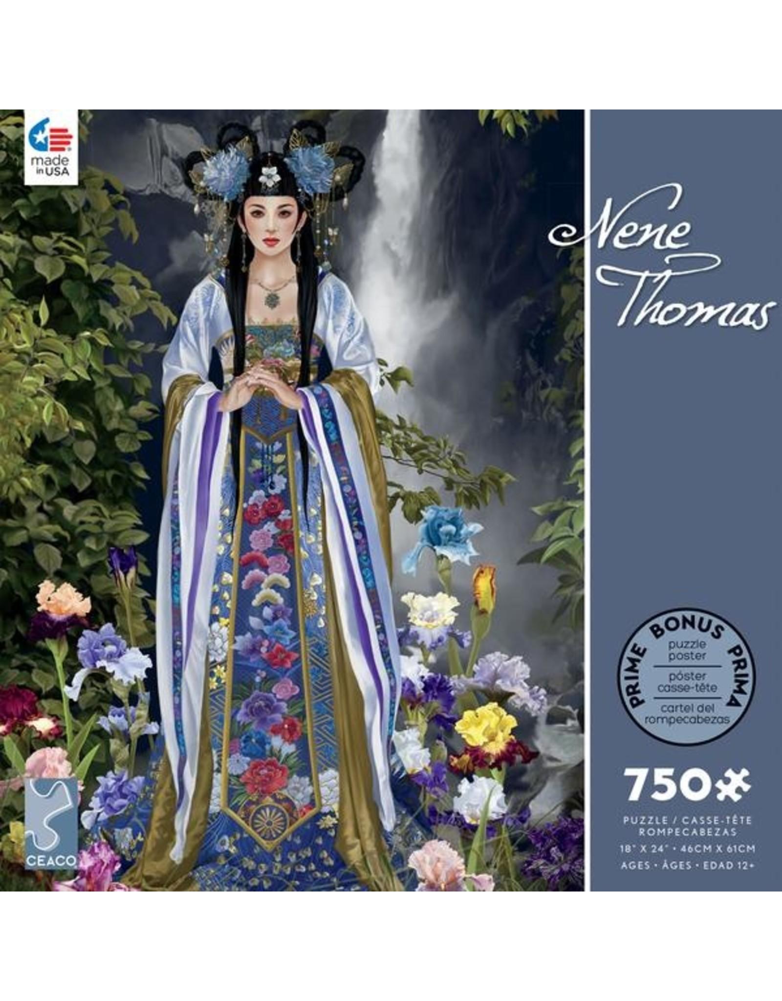"Ceaco Nene Thomas Collection: ""Hitomi"" 750 Piece Puzzle"