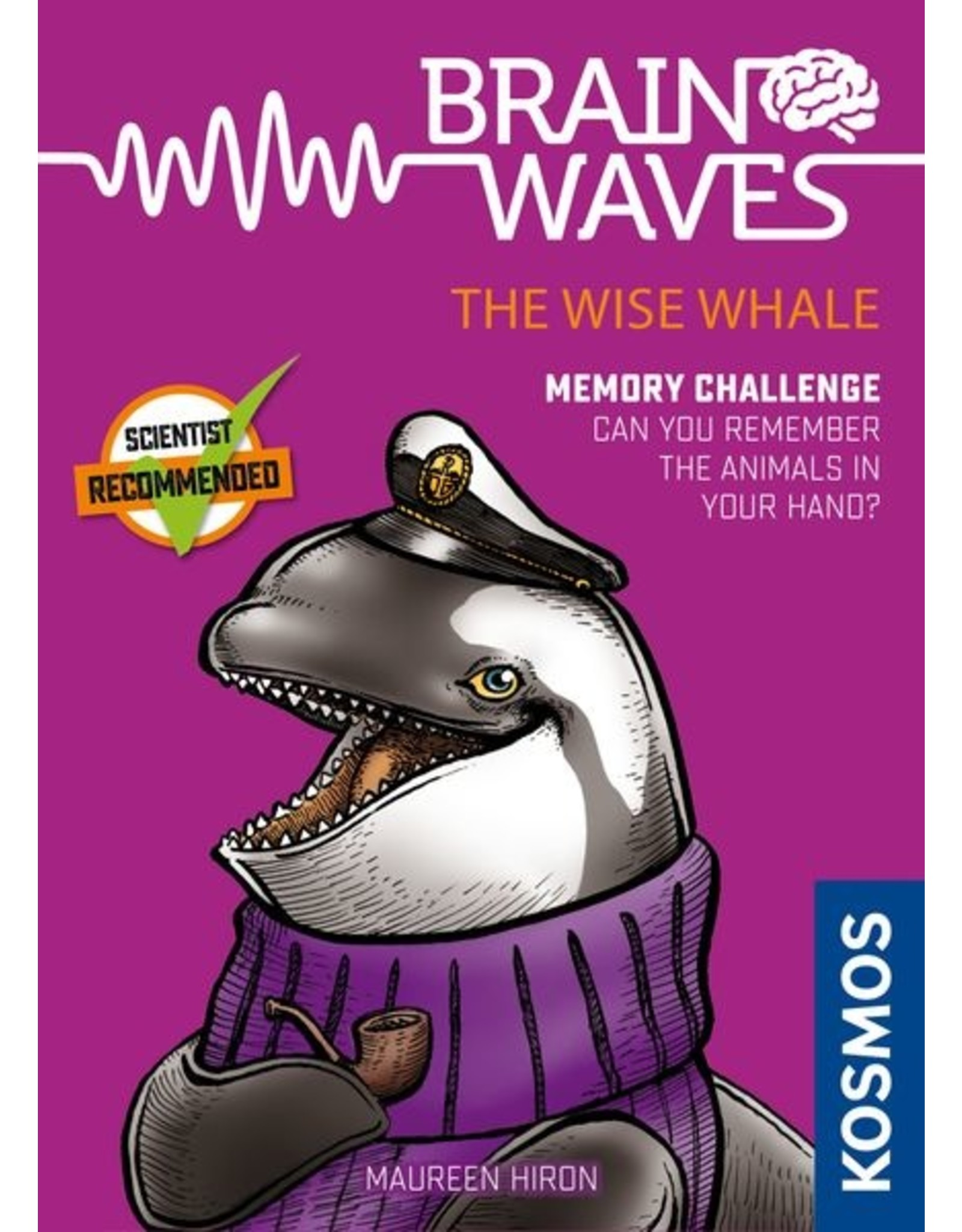 Thames & Kosmos Brain Waves: The Wise Whale