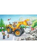 "Ravensburger ""Diggers at Work"" 2x 24 Piece Puzzles"