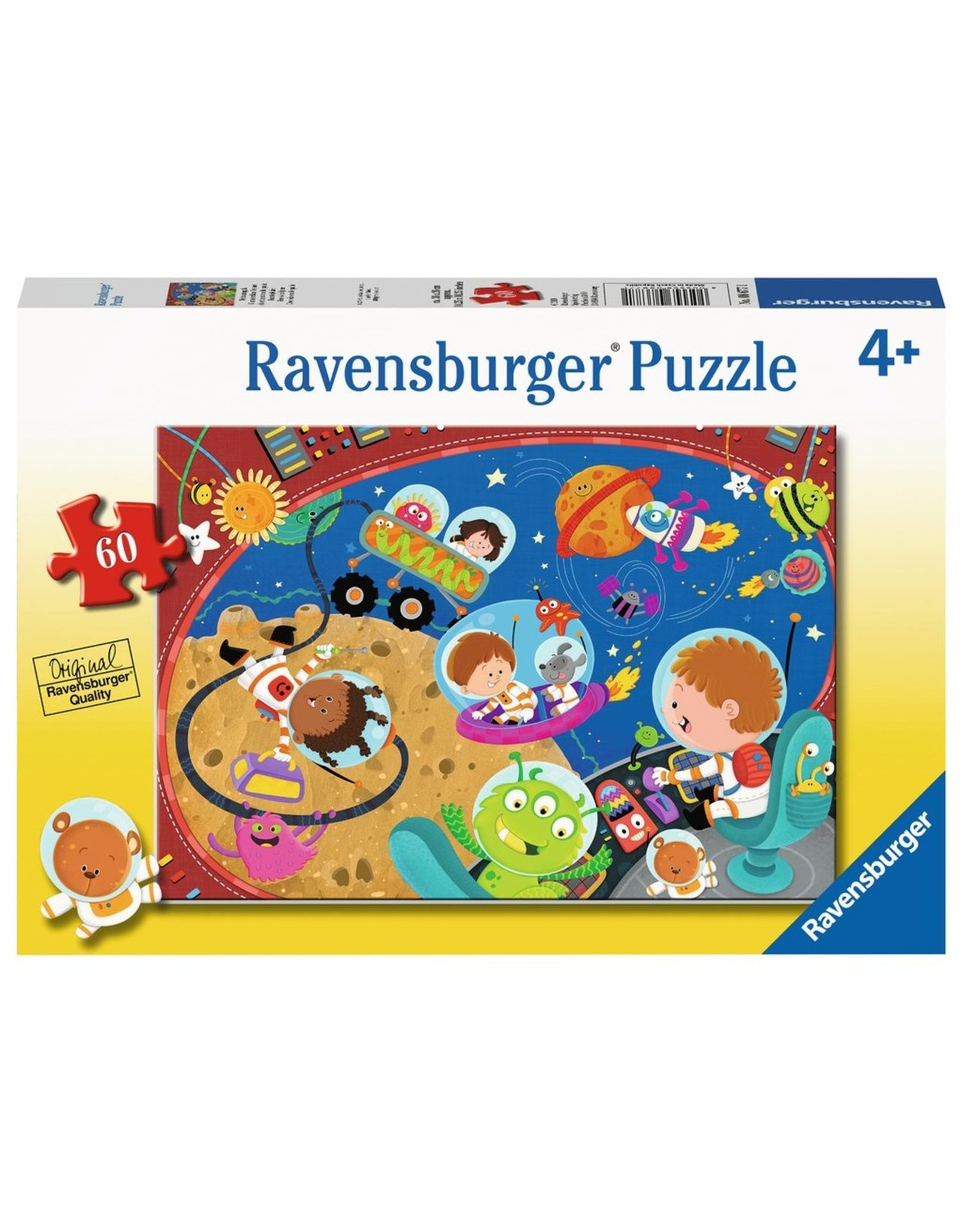 "Ravensburger ""Recess in Space!"" 35 Piece Puzzle"