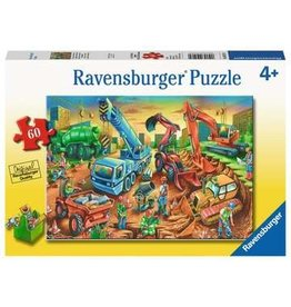 "Ravensburger ""Construction Crew"" 60 Piece Puzzle"