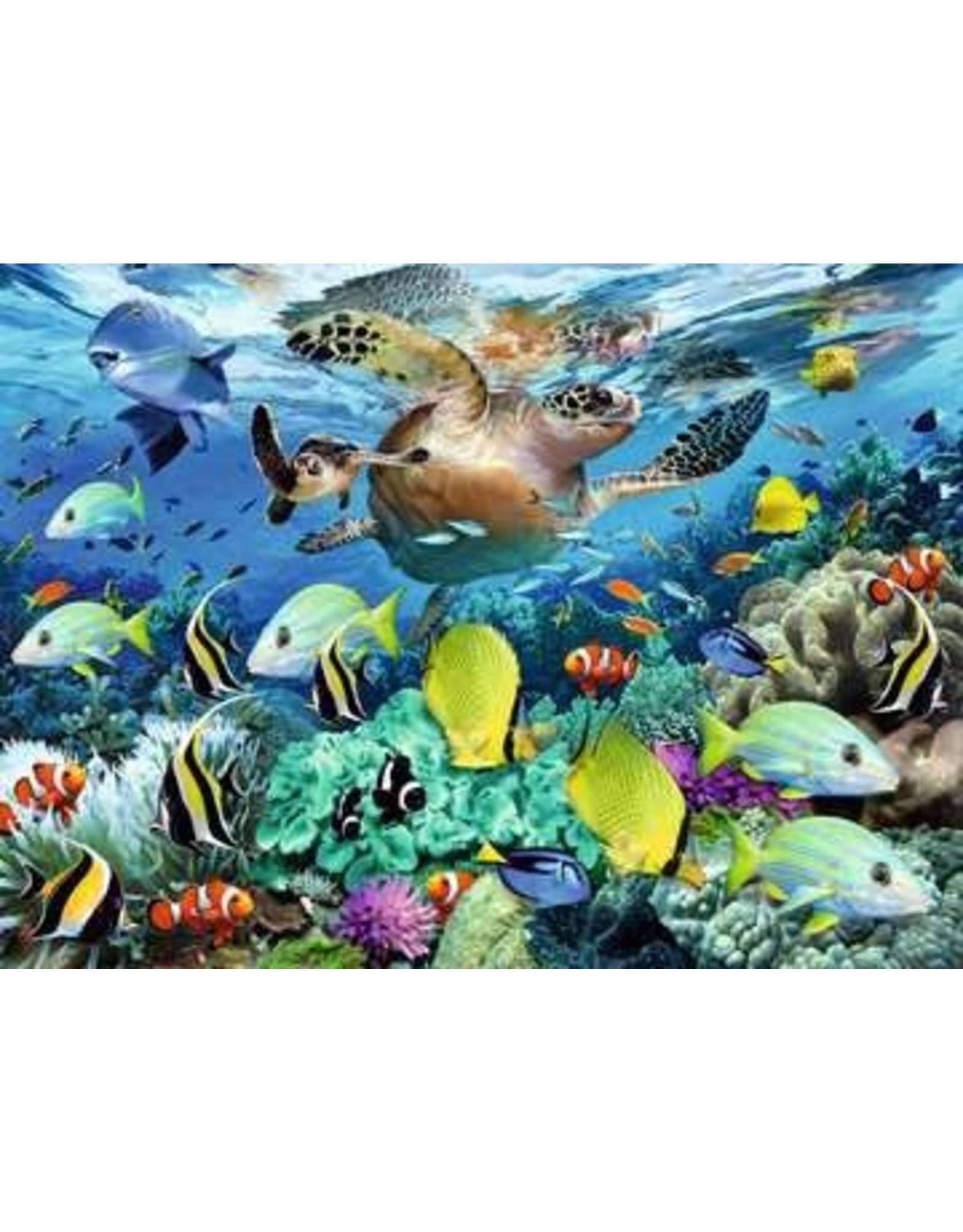 "Ravensburger ""Underwater Paradise"" 150 Piece Puzzle"