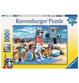 "Ravensburger ""No Dogs on the Beach"" 100 Piece Puzzle"