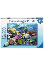 "Ravensburger ""Ocean Turtles"" 200 Piece Puzzle"