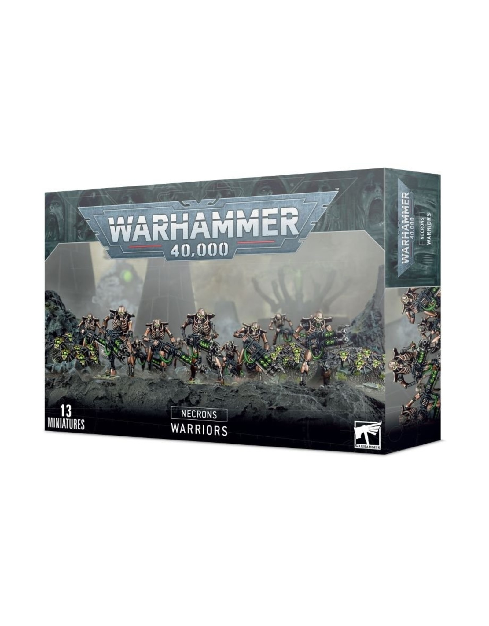 Games Workshop Necrons: Warriors