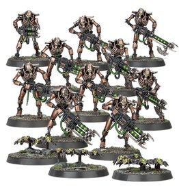 Games Workshop Necrons: Warriors