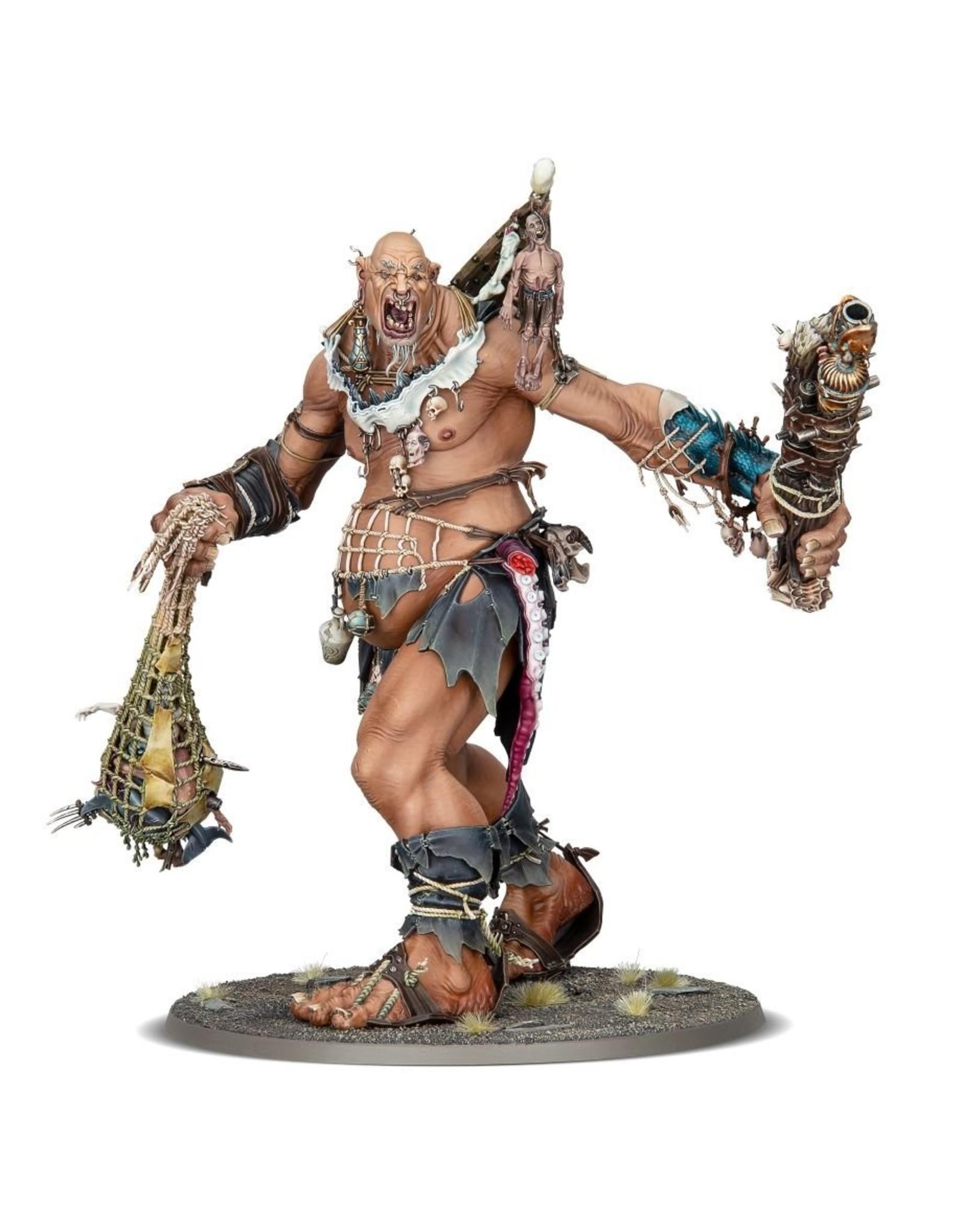 Games Workshop Sons of Behemat: Kraken-Eater Mega-Gargant