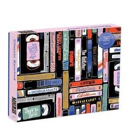 """Galison """"Classic Rewind"""" 1000 Piece Foil Puzzle"""