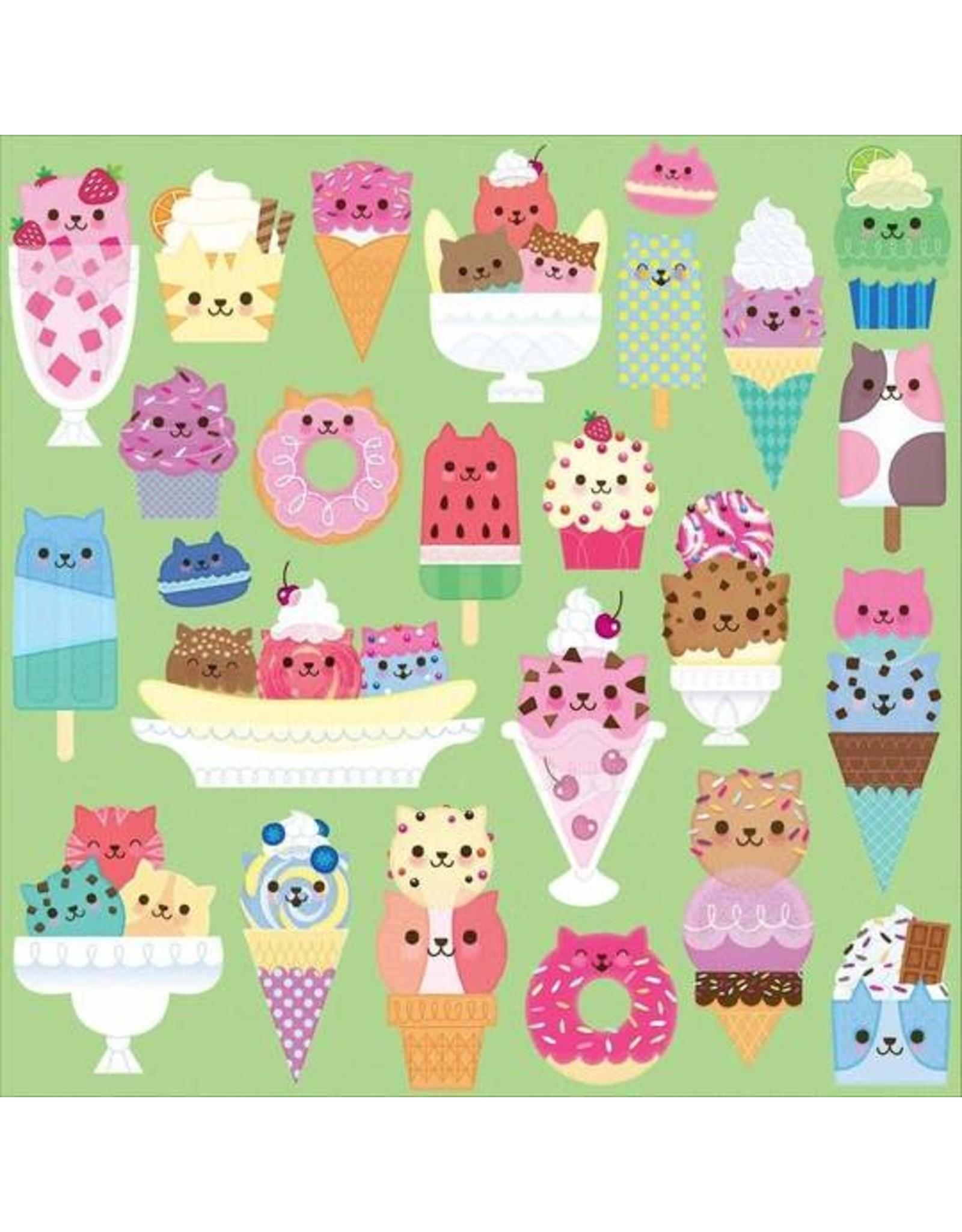 "Mudpuppy ""Cat Cafe"" 500 Piece Puzzle"