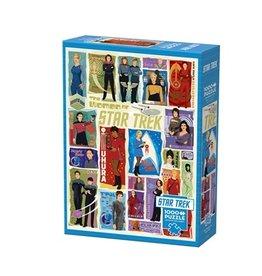 "Cobble Hill ""The Women of Star Trek"" 1000 Piece Puzzle"