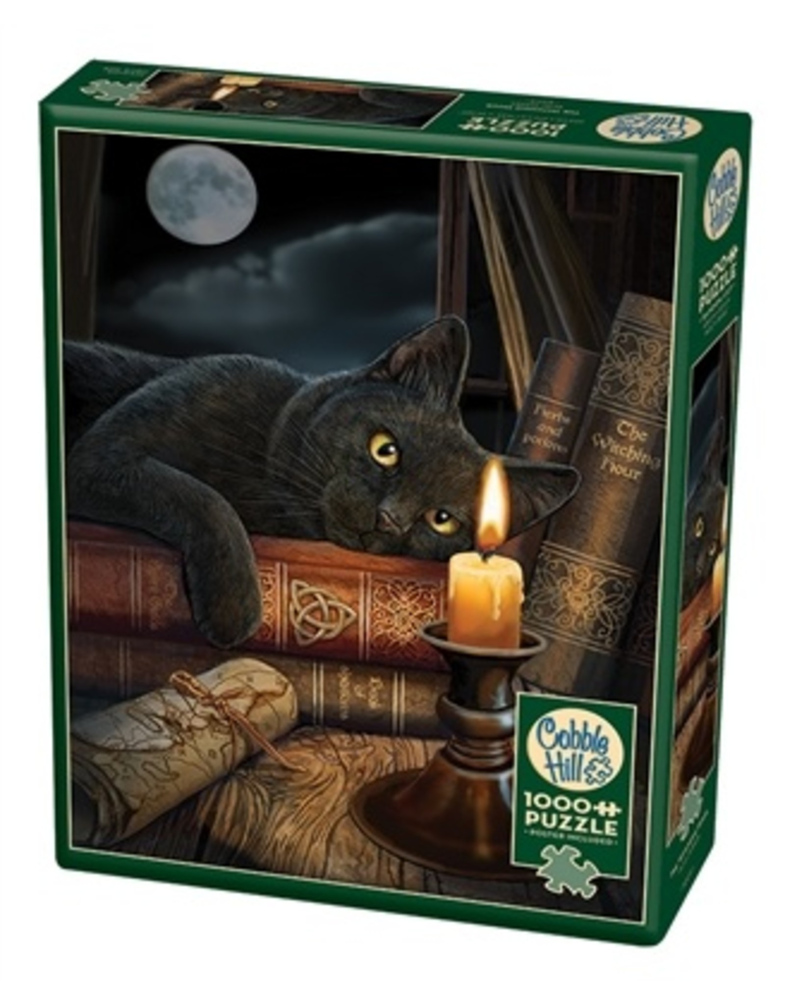 "Cobble Hill ""The Witching Hour"" 1000 Piece Puzzle"