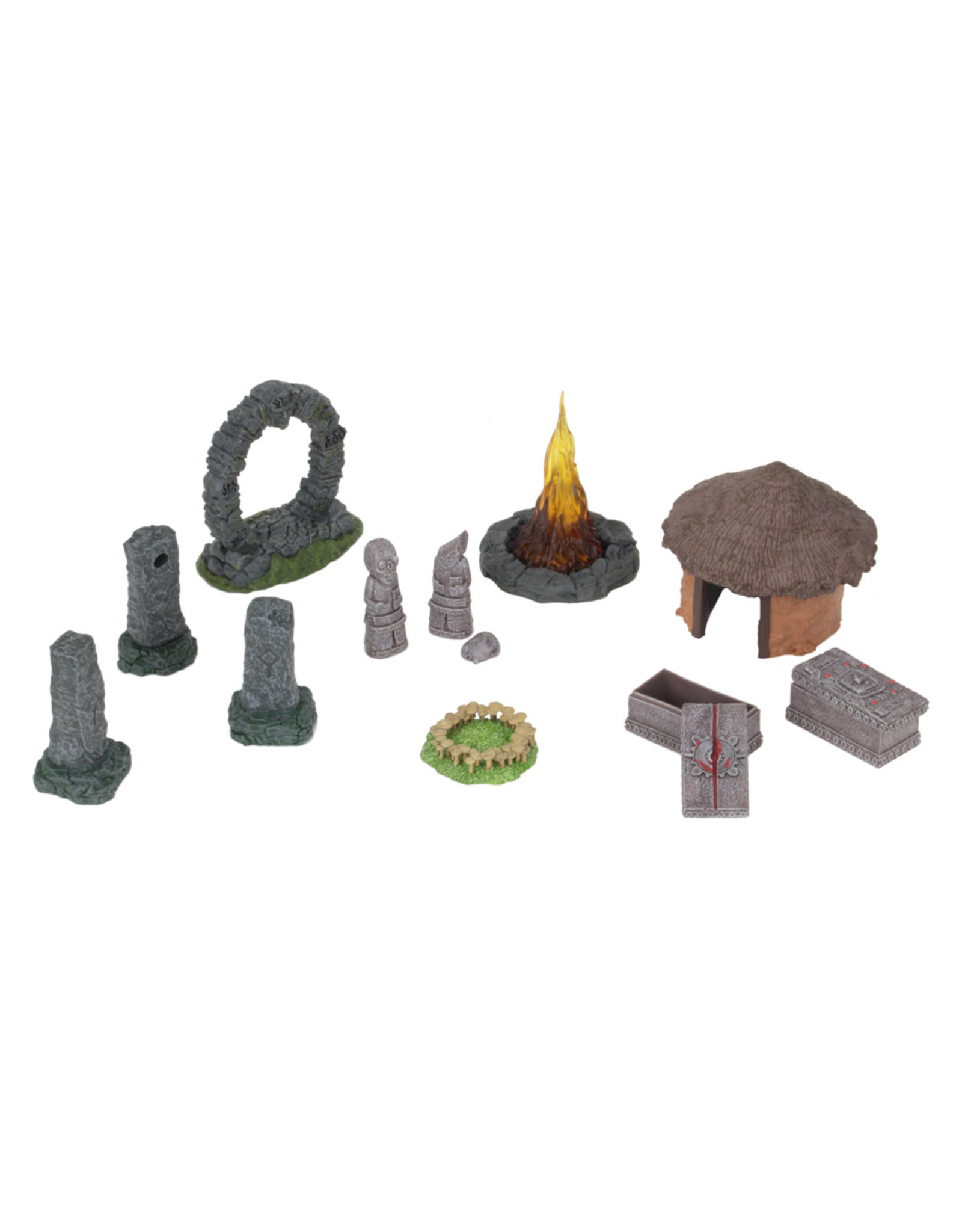 Wizkids 4D™ Jungle Shrine