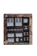 Wizkids Unpainted Miniatures: Rusty Dragon Bar