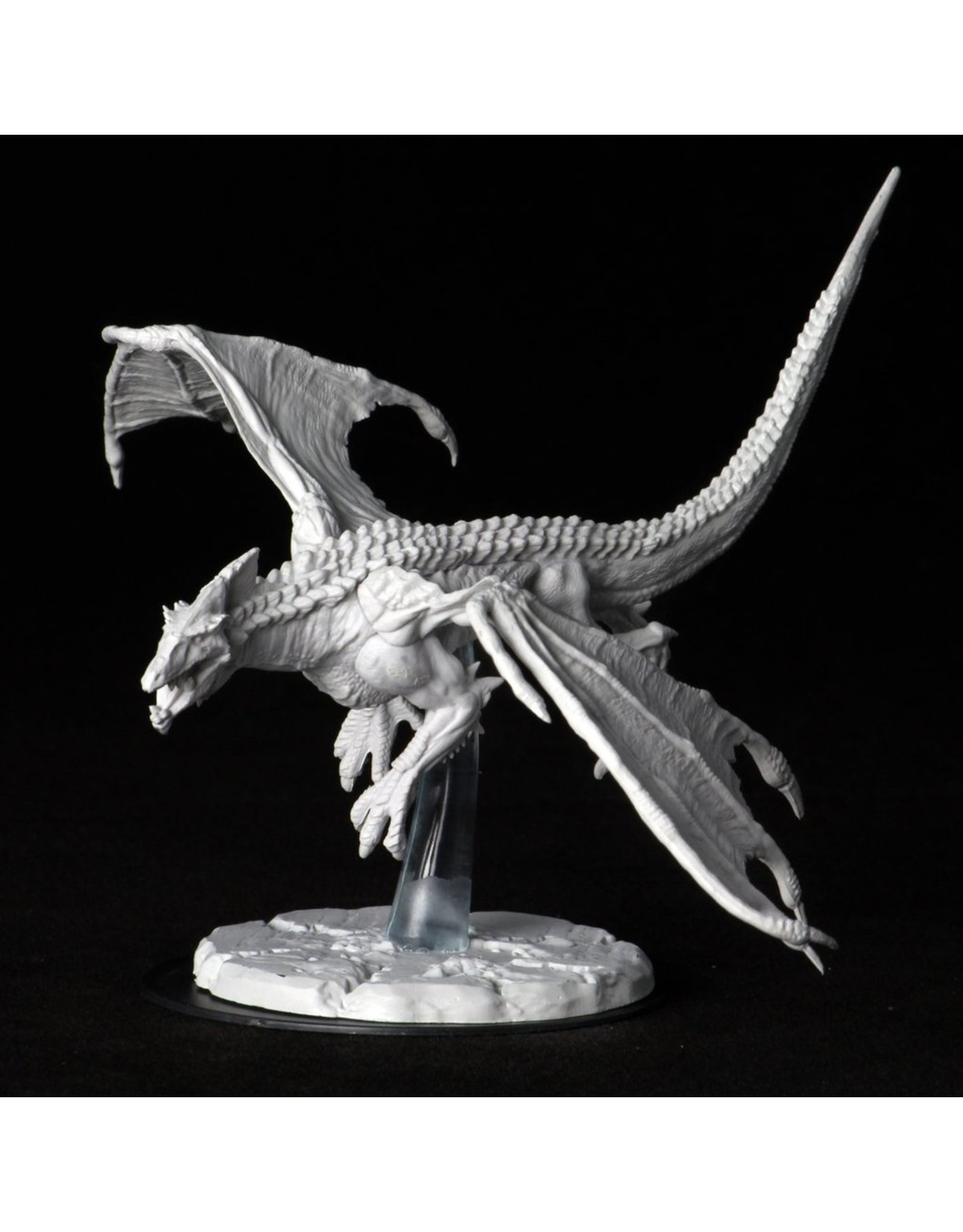 Wizkids Unpainted Young Dragon Models