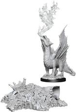 Wizkids Unpainted Dragon Wyrmling Models